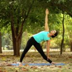 trikonasana benefits in tamil