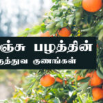 Benefits of Orange in Tamil