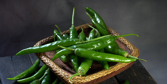 green chilli benefits in tamil