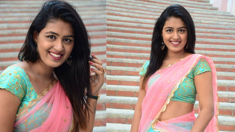 Telugu Actress Meenal Meenu Photos