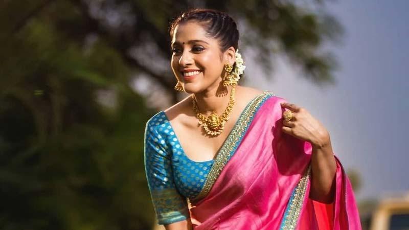 Actress Rashmi Gautam