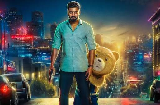 teddy movie review in tamil
