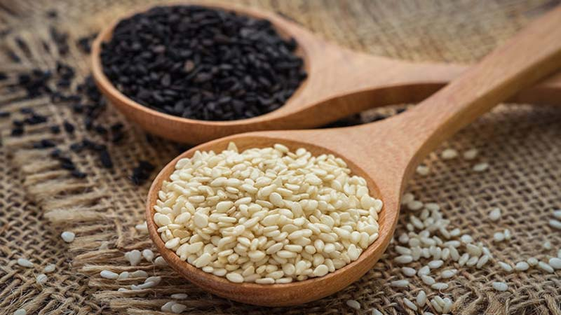 sesame seeds in tamil