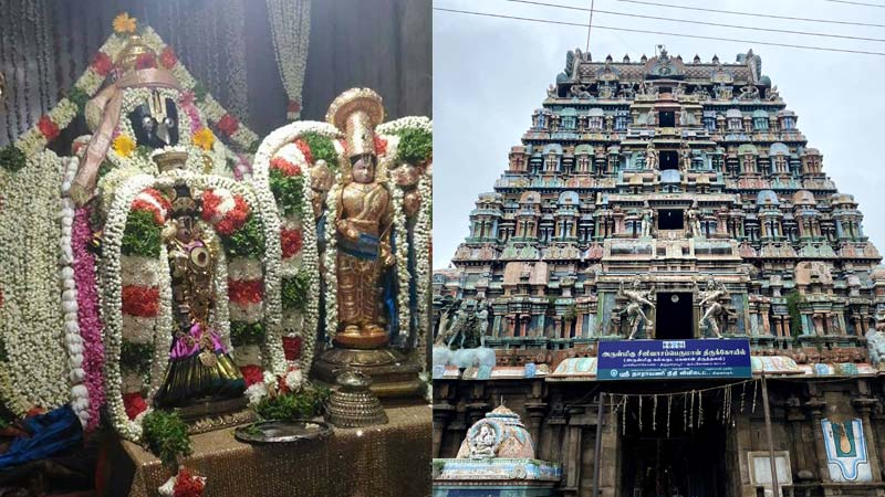 temple history in tamil